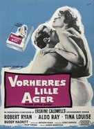God's Little Acre - Danish Movie Poster (xs thumbnail)