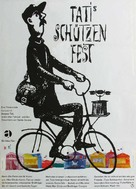 Jour de fête - German Movie Poster (xs thumbnail)