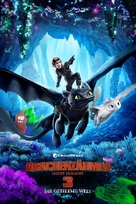 How to Train Your Dragon: The Hidden World - German Movie Cover (xs thumbnail)
