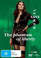 La fantôme de la liberté - Australian Movie Cover (xs thumbnail)