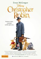 Christopher Robin - Australian Movie Poster (xs thumbnail)