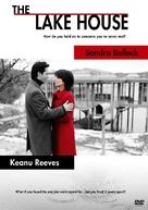 The Lake House - DVD movie cover (xs thumbnail)