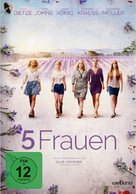 5 Frauen - German DVD movie cover (xs thumbnail)