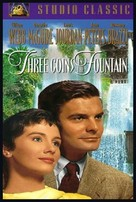 Three Coins in the Fountain - Movie Cover (xs thumbnail)