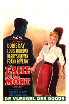Julie - Belgian Movie Poster (xs thumbnail)