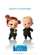 The Boss Baby: Family Business - Polish Movie Poster (xs thumbnail)