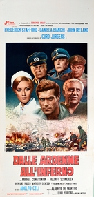 Dalle Ardenne all'inferno - Italian Movie Poster (xs thumbnail)