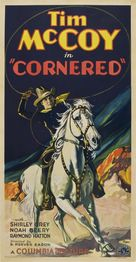 Cornered - Movie Poster (xs thumbnail)