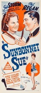 Sunbonnet Sue - Australian Movie Poster (xs thumbnail)