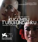Kucumbu tubuh indahku - Indonesian Movie Poster (xs thumbnail)