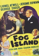 Fog Island - British DVD cover (xs thumbnail)