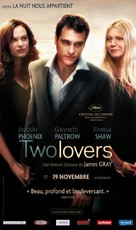 Two Lovers - French Movie Poster (xs thumbnail)