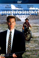 Thunderheart - Swedish DVD cover (xs thumbnail)