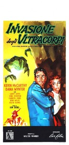 Invasion of the Body Snatchers - Italian Theatrical movie poster (xs thumbnail)
