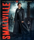 """Smallville"" - Blu-Ray movie cover (xs thumbnail)"