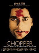 Chopper - French Movie Poster (xs thumbnail)
