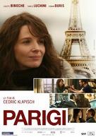 Paris - Italian Movie Poster (xs thumbnail)