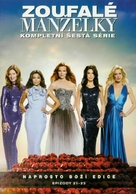 """Desperate Housewives"" - Czech Movie Cover (xs thumbnail)"