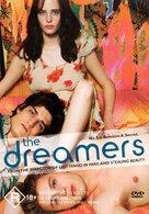 The Dreamers - Australian DVD movie cover (xs thumbnail)