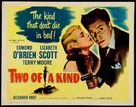 Two of a Kind - Movie Poster (xs thumbnail)