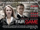 Fair Game - British Movie Poster (xs thumbnail)