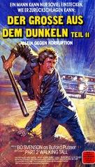 Part 2 Walking Tall - German VHS cover (xs thumbnail)