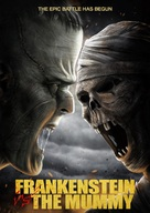 Frankenstein vs. The Mummy - Movie Poster (xs thumbnail)