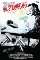 Dr. Strangelove - Re-release movie poster (xs thumbnail)