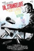 Dr. Strangelove - Re-release poster (xs thumbnail)