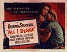All I Desire - poster (xs thumbnail)