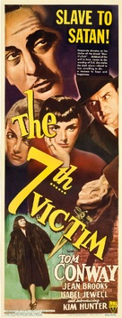 The Seventh Victim - Movie Poster (xs thumbnail)