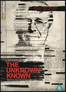 The Unknown Known - British DVD cover (xs thumbnail)