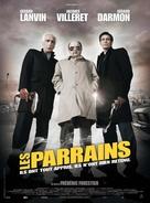 Parrains, Les - French poster (xs thumbnail)