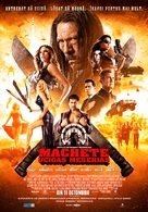 Machete Kills - Romanian Movie Poster (xs thumbnail)