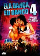 Step Up Revolution - Brazilian DVD movie cover (xs thumbnail)