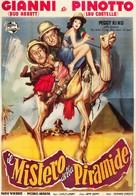 Abbott and Costello Meet the Mummy - Italian Movie Poster (xs thumbnail)