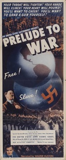 Prelude to War - Movie Poster (xs thumbnail)