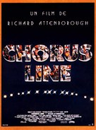 A Chorus Line - French Movie Poster (xs thumbnail)