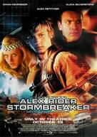 Stormbreaker - Thai Movie Poster (xs thumbnail)