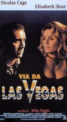 Leaving Las Vegas - Italian Movie Poster (xs thumbnail)
