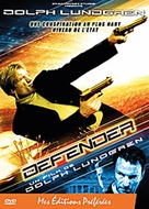 The Defender - French Movie Cover (xs thumbnail)