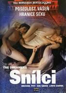 The Dreamers - Slovak Movie Cover (xs thumbnail)