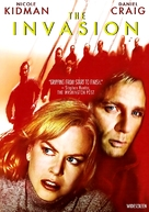The Invasion - DVD cover (xs thumbnail)