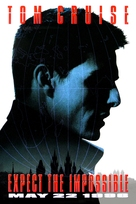 Mission Impossible - Movie Poster (xs thumbnail)