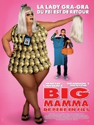 Big Mommas: Like Father, Like Son - French Movie Poster (xs thumbnail)