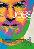 jOBS - Turkish Movie Poster (xs thumbnail)