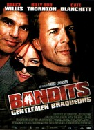 Bandits - French Movie Poster (xs thumbnail)