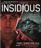 Insidious - Blu-Ray movie cover (xs thumbnail)