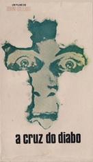 La cruz del diablo - Brazilian VHS cover (xs thumbnail)