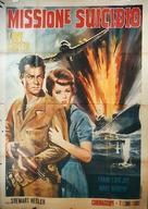Beachhead - Italian Movie Poster (xs thumbnail)